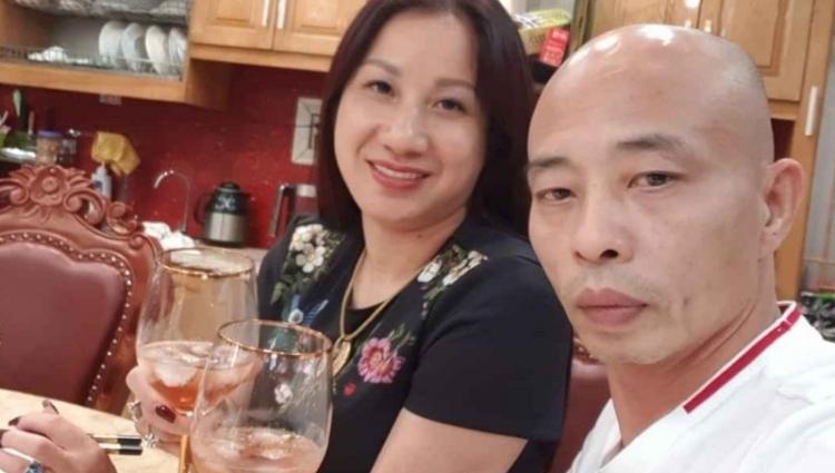 Vợ chồng đại gia Xuân Đường