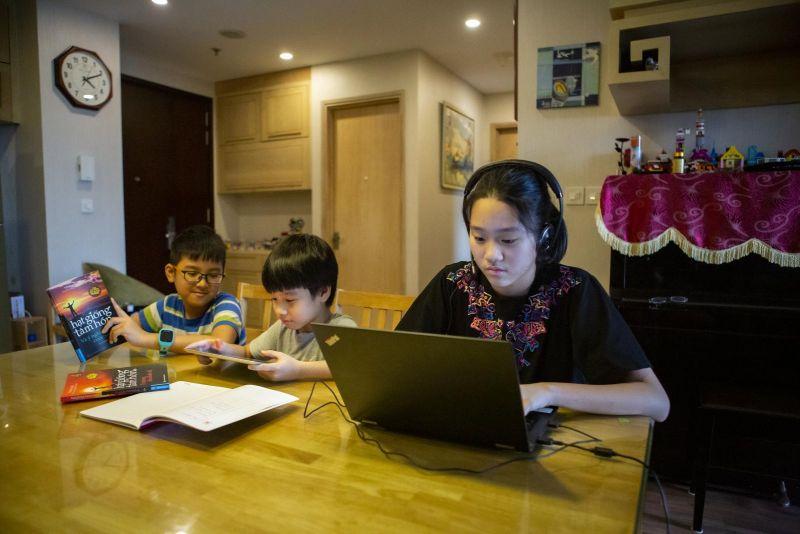 Trẻ em dễ có nguy cơ bị xâm hại trên môi trường mạng