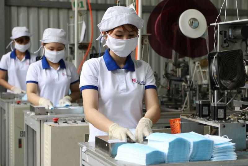 TP Hà Nội luôn lắng nghe, tháo gỡ khó khăn và tạo mọi điều kiện cho doanh nghiệp thúc đẩy sản xuất, ứng phó với đại dịch Covid -19