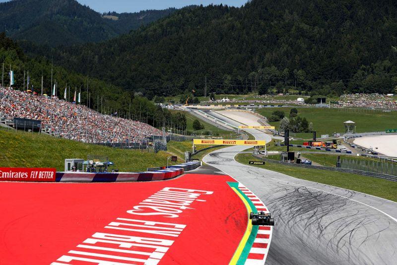 Đường đua F1 tại Áo đã chứng kiến các cuộc đua được tổ chức từ năm 1963.