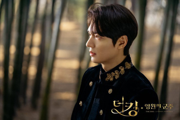 Vẻ đẹp lãng tử của Lee Min Hoo đang là đề tài bàn tàn của giới chị em nghiền phim