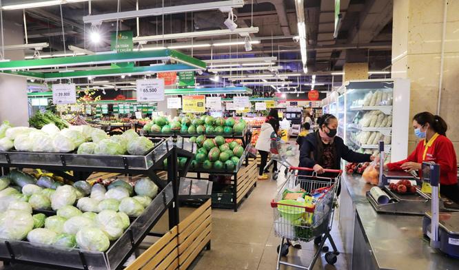 Hà Nội triển khai hiệu quả các hoạt động kết nối cung cầu, đảm bảo đáp ứng đủ nhu cầu hàng hoá cho người dân và hỗ trợ tiêu thụ sản phẩm