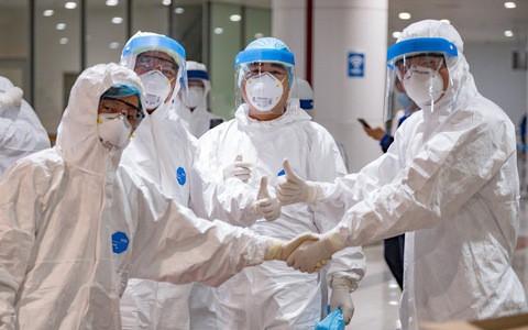 Chương trình truyền thông nhằm nâng cao ý thức cộng đồng giữ gìn vệ sinh, phòng chống dịch bệnh Covid-19.