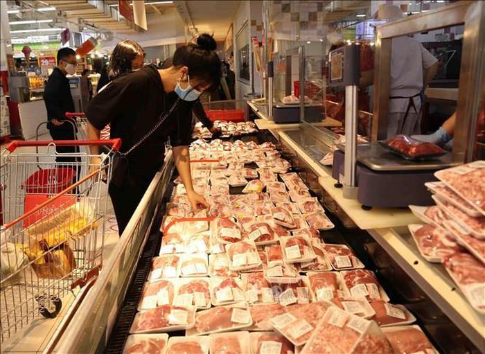 Hà Nội đang triển khai các giải pháp đưa giá bán thịt lợn hơi về mức 65.000 đồng/kg