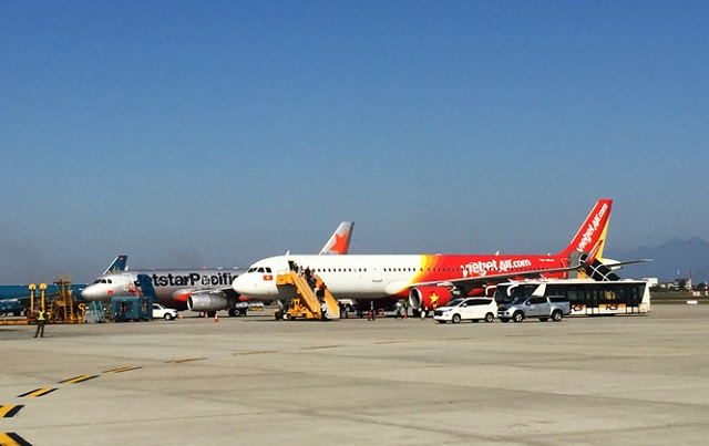 Phó Cục trưởng Cục Hàng không Việt Nam Võ Huy Cường cho biết: NHu cầu vận chuyển hàng không giai đoạn từ 23/4 đến nay tăng cao.