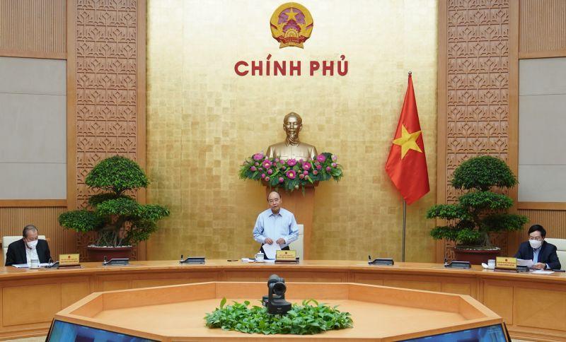 Thủ tướng yêu cầu bảo đảm kỳ nghỉ an toàn cho người dân. Ảnh: VGP/Quang Hiếu