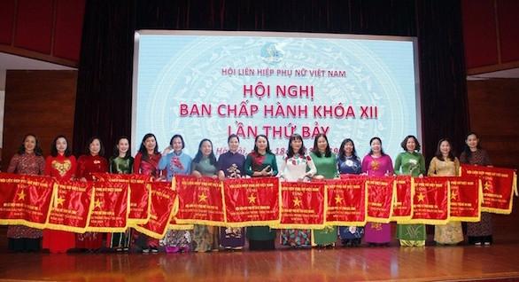 Cuộc thi là đợt sinh hoạt chính trị sâu rộng, góp phần giáo dục nhận thức về vai trò của phụ nữ Việt Nam và 90 năm xây dựng và phát triển của Hội LHPN Việt Nam.