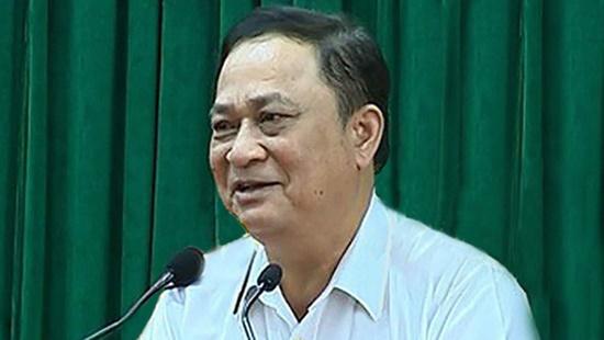 Nguyên Thứ trưởng Bộ Quốc phòng Nguyễn Văn Hiến.