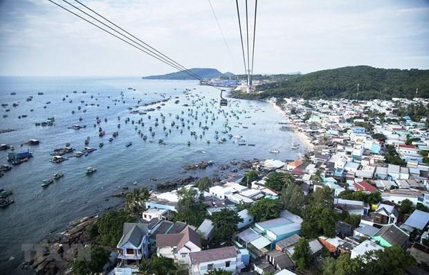 Huyện đảo Phú Quốc, Kiên Giang.