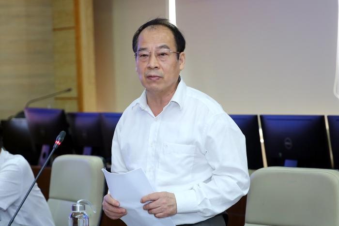 PGS.TS Trần Đắc Phu: Hiện nay nguy cơ dịch bệnh trong cộng đồng rất thấp.