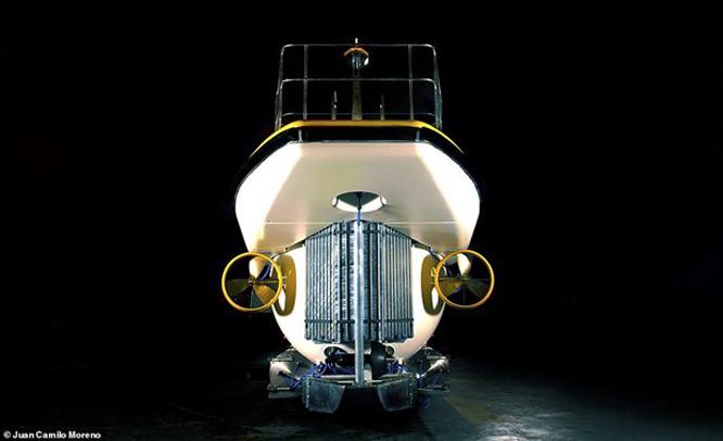 Tàu ngầm Triton DeepView24 được làm theo đơn đặt hàng của hệ thống khách sạn nghỉ dưỡng Vinpearl nhằm cung cấp những trải nghiệm cho du khách tại đảo Hòn Tre ở Nha Trang, Việt Nam. Tàu đã được thử nghiệm trên biển vào tháng 3 vừa qua.