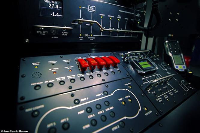 Ông Bruce Jones, Đồng sáng lập và Giám đốc điều hành của Triton Submarines cho biết Triton DeepView24 với tầm nhìn toàn cảnh thể hiện bước nhảy vọt lượng tử trong công nghệ tàu ngầm, mang đến trải nghiệm tuyệt vời cho khách.