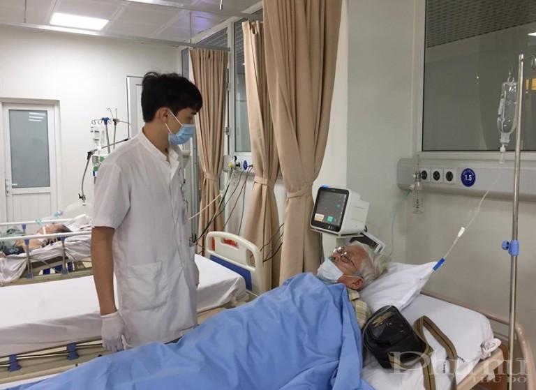 Người làm công tác điều dưỡng luôn mong rằng, người bệnh và người nhà người bệnh có thể hiểu và đồng hành cùng điều dưỡng viên trong suốt quá trình điều trị.