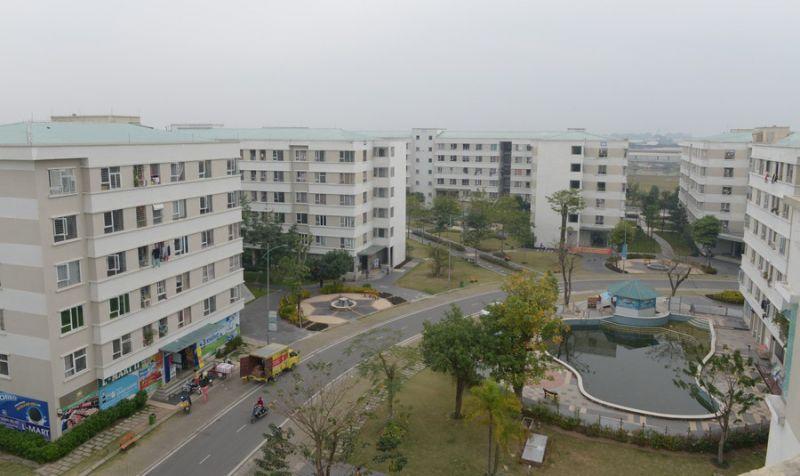 Dự án nhà ở xã hội Đặng Xá, Gia Lâm, TP Hà Nội