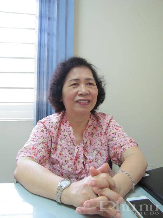 Chân dung bà Hoàng Thanh Mai