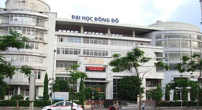 Trường Đại học Đông Đô đã đào tạo
