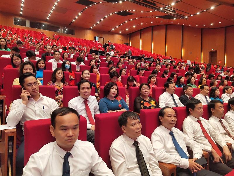 Các đại biểu tham dự buổi Lễ kỷ niệm
