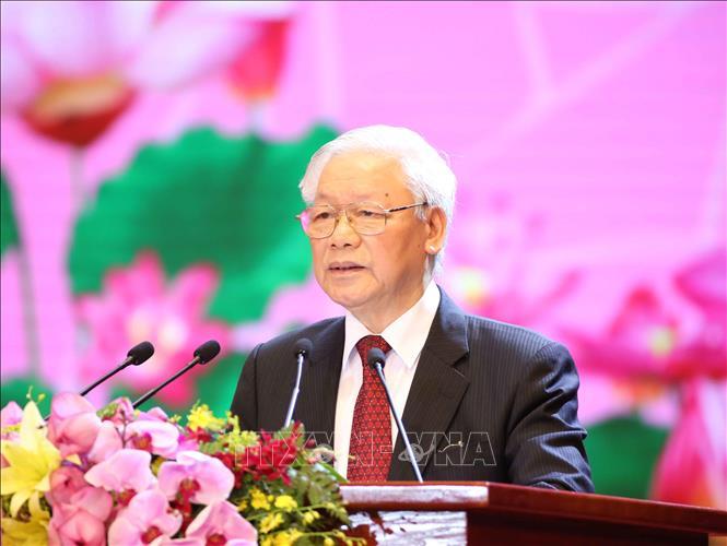 Tổng Bí thư, Chủ tịch nước Nguyễn Phú Trọng nêu rõ:
