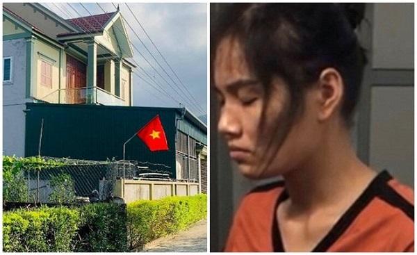 Ngôi nhà nơi xảy ra vụ án mạng và người mẹ quỷ dữ sát hại con 18 tháng tuổi