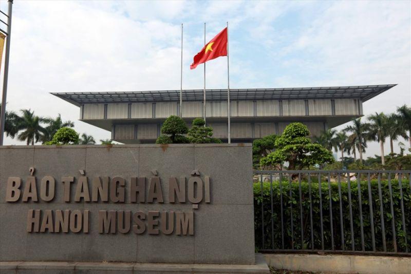 Bảo tàng Hà Nội (Mễ Trì, Nam Từ Liêm).