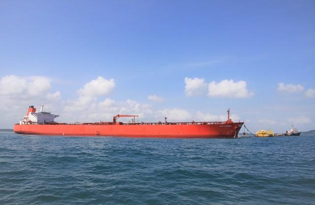 BSR đang tận dụng các cơ hội để mua dầu thô theo chuyến (SPOT) trong nước có giá hấp dẫn.