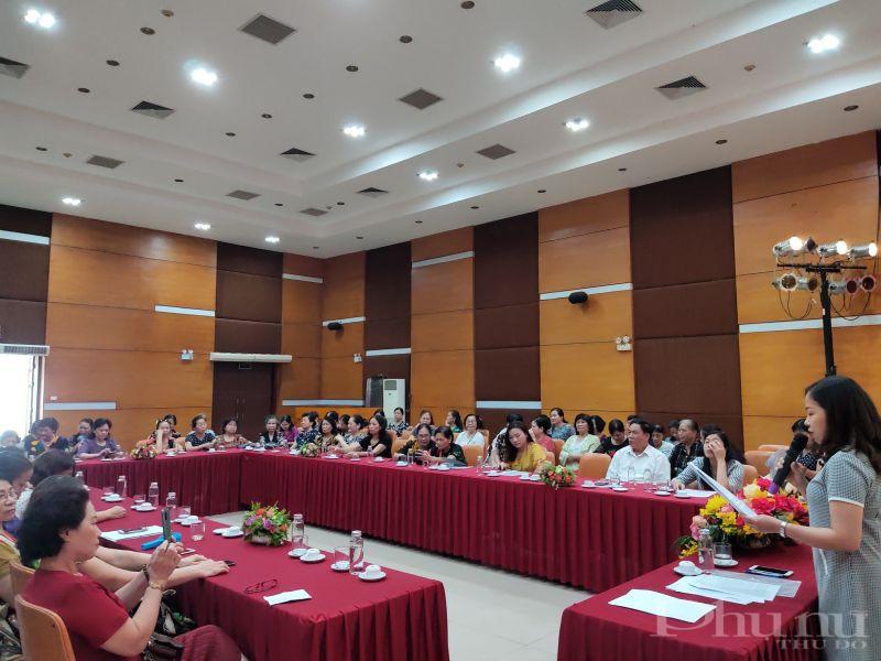Các đại biểu đều đồng tình với việc phát huy những giá trị tốt đẹp của gia đình truyền thống trong xây dựng gia đình Việt Nam hiện nay là vô cùng quan trọng và thiết yếu.