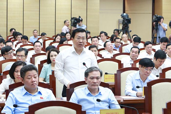 Giám đốc Sở Xây dựng Võ Nguyên Phong
