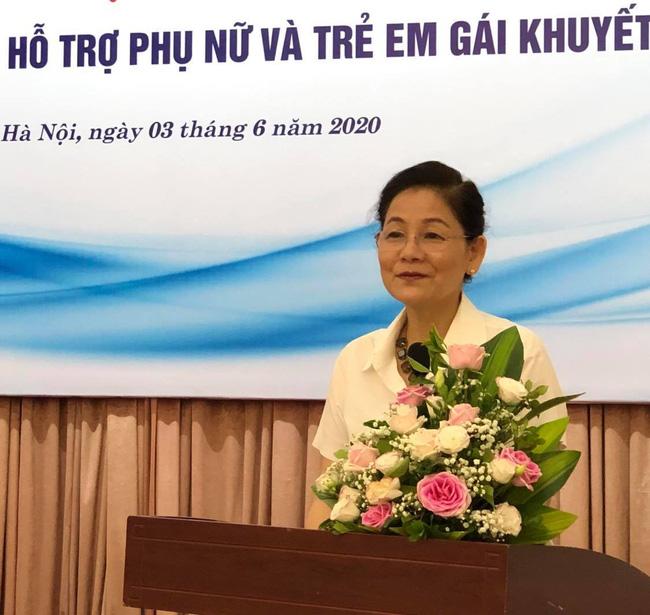 Bà Trần Thị Hương cho biết, trong thời gian tới Hội sẽ thúc đẩy hoạt động của mạng lưới hỗ trợ phụ nữ và trẻ em gái khuyết tật đã được thành lập.
