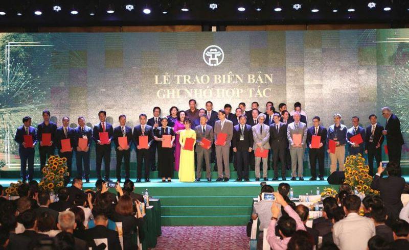 Hội nghị Hà Nội - Hợp tác Đầu tư và Phát triển là hoạt động thường niên thu hút đầu tư trong và ngoài nước của TP Hà Nội