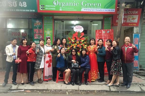 Hội PN Khương Đình hỗ trợ phụ nữ khởi nghiệp