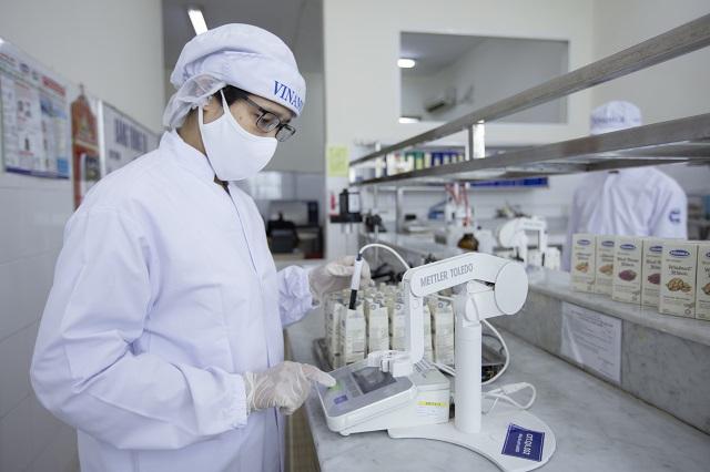 Các sản phẩm được kiểm tra, kiểm soát nghiêm ngặt về chất lượng để đáp ứng các tiêu chuẩn khắt khe của thị trường Hàn Quốc.