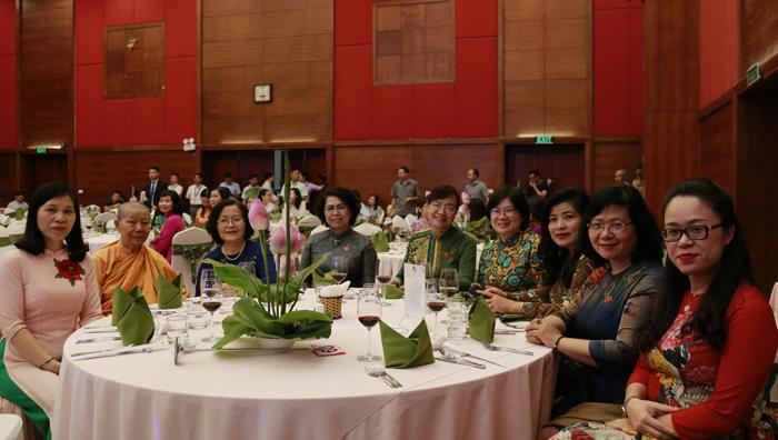 Từ Quốc hội khóa I Việt Nam đã có 10 nữ đại biểu, đến nay tỷ lệ nữ đại biểu Quốc hội khóa XIV là 26,72%. Đây là tỷ lệ khá cao so với các quốc gia trong khu vực và trên thế giới