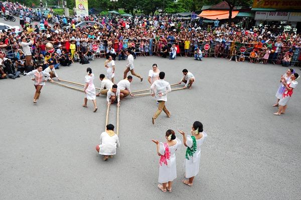 Lễ hội đường phố tại Festival