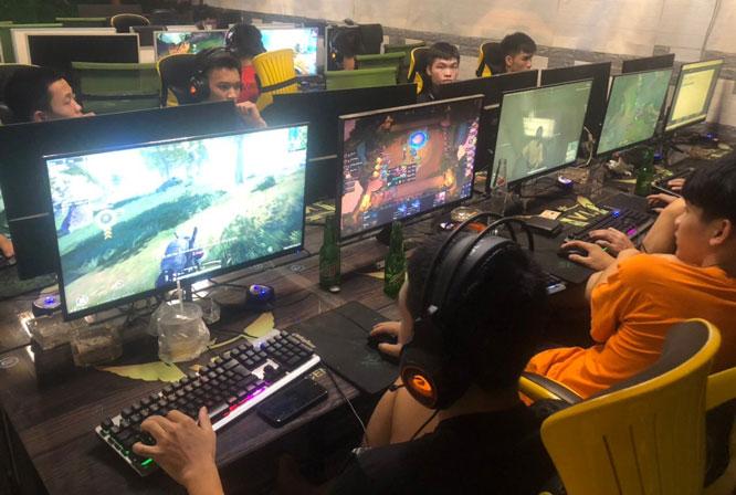 Nghiện game online trong giới trẻ gây ra những hậu quả nặng nề.