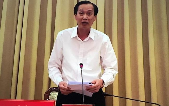 Phó Chủ tịch UBND Thành phố Hồ Chí Minh Lê Thanh Liêm. ( Ảnh: Hoàng Tuyết)