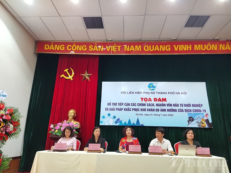 Hội LHPN Hà Nội tiếp tục triển khai các hoạt động hỗ trợ các doanh nghiệp, HTX, phụ nữ khởi sự kinh doanh