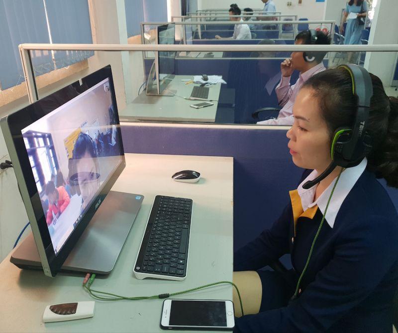 Tuyển dụng lao động theo hình thức trực tuyến được nhiều doanh nghiệp lựa chọn.
