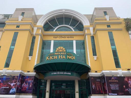 Nhà hát kịch Hà Nội vừa dựng vở Trương Chi- Mị Nương.