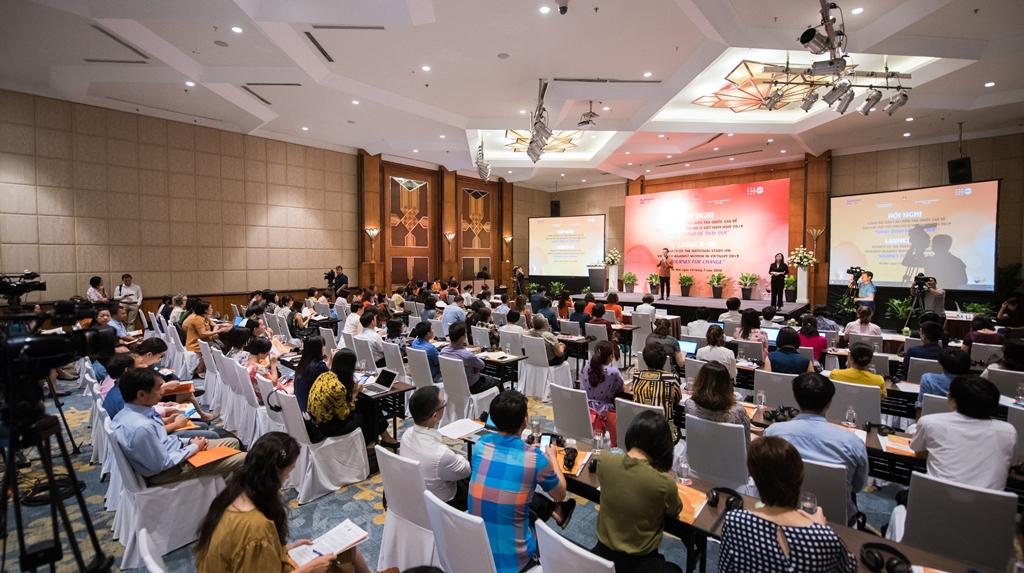 Toàn cảnh Hội nghị - Hà Nội ngày 14/7/2020