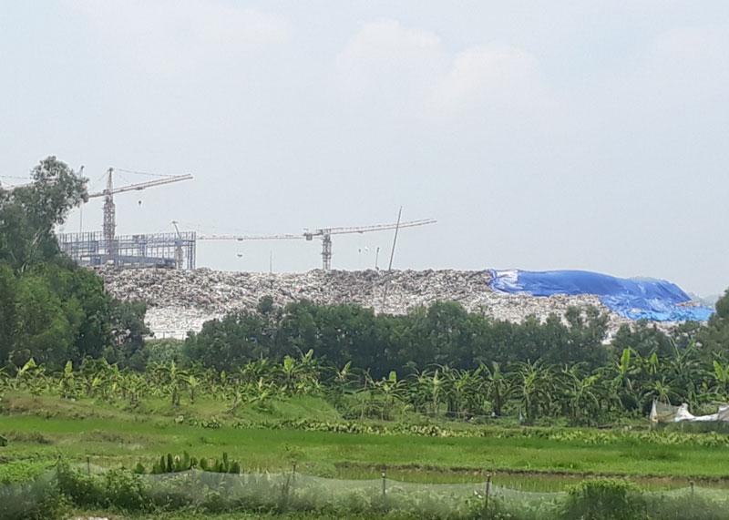 Khu liên hợp xử lý chất thải Sóc Sơn
