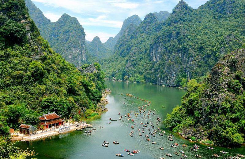 Danh thắng Tràng An, Ninh Bình