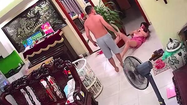 Một vụ bạo lực gia đình xảy ra tại quận Long Biên, Hà Nội