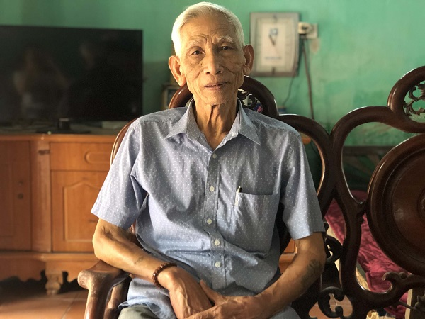 Ông Nguyễn Hà Long – người thương binh khởi xướng phong trào vượt ngục