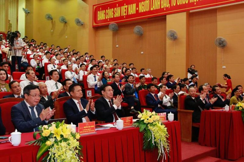Quang cảnh Đại hội