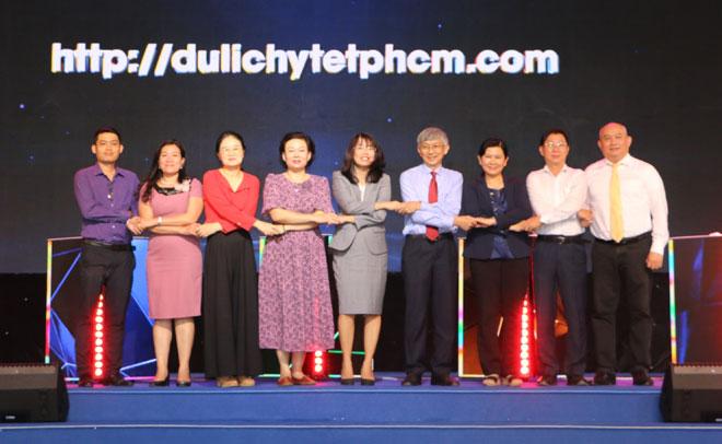 Công bố website du lịch y tế thành phố Hồ Chí Minh.