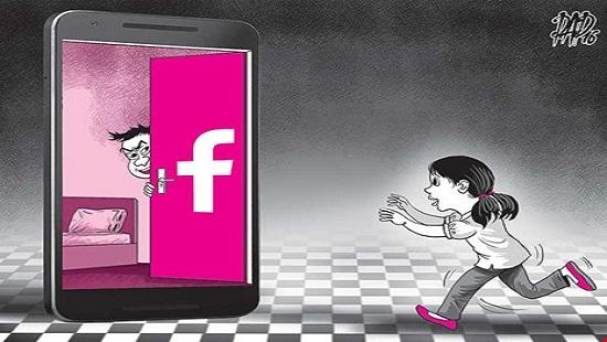 Rất nhiều cạm bẫy đối với trẻ  trên môi trường mạng