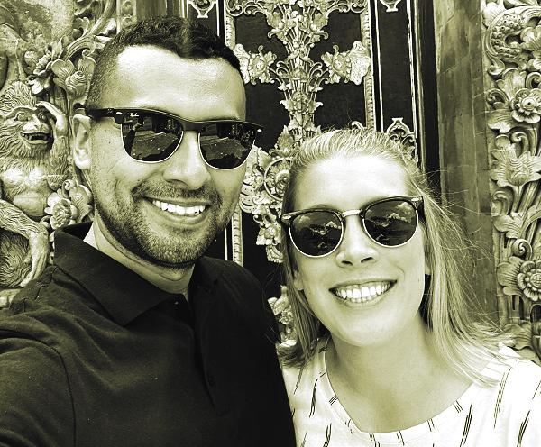 Cặp đôi Jaime Salinas và Camille Bryant