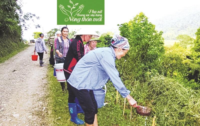 Lao động nữ trong nông nghiệp chiếm 63,4% (nguồn: Itn)
