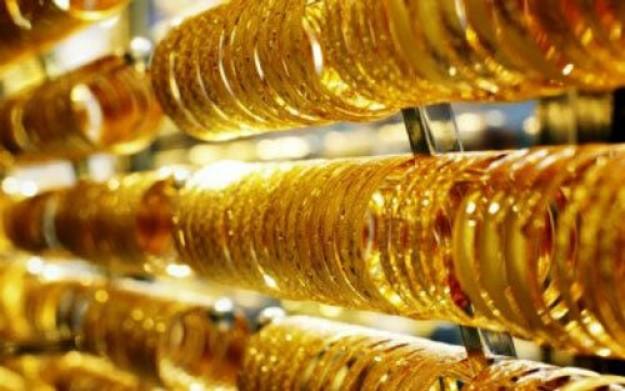Giá vàng tăng trên dưới 1 triệu đồng/lượng so với cuối ngày hôm qua. Ảnh: Internet