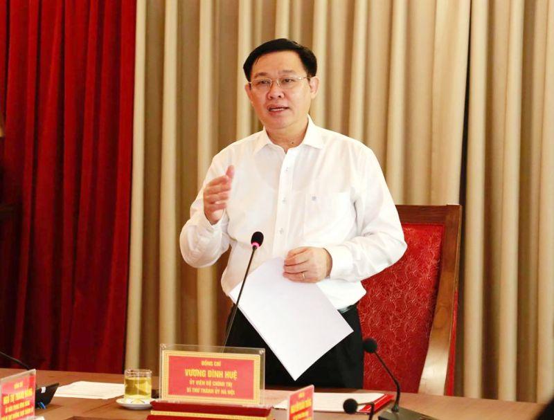 Đồng chí Bí thư Thành ủy khai mạc Hội nghị
